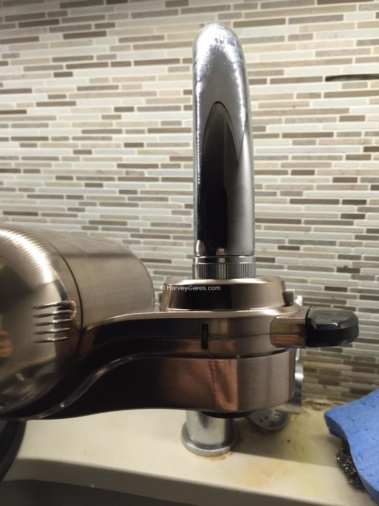 Pur Maxion Faucet Mount Water Filter Harvey Costco