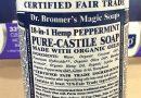 Dr. Bronner's Magic Pure Castile Peppermint Soap