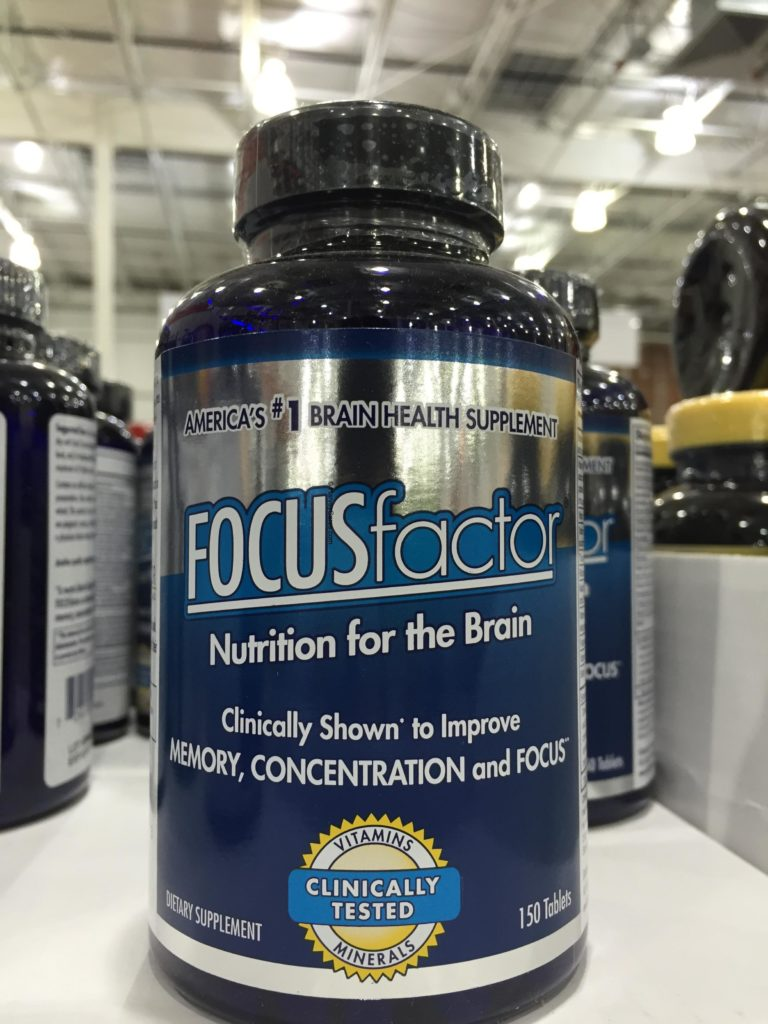 Focus Factor Nutrition Supplement for the Brain