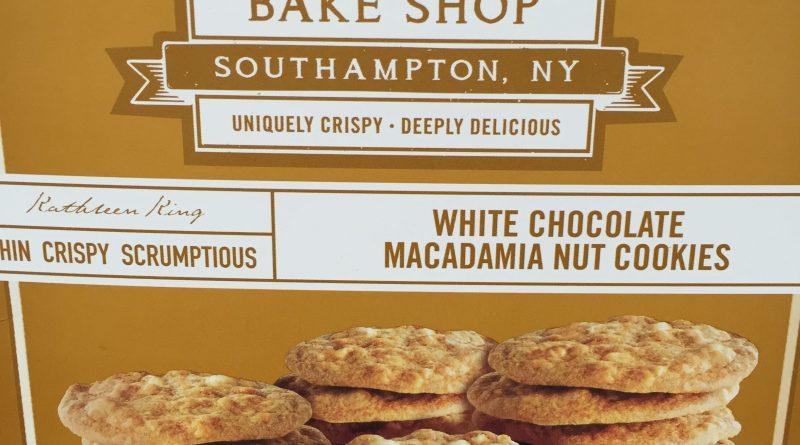 Tate's Crispy White Chocolate Macadamia Cookies   Harvey @ Costco