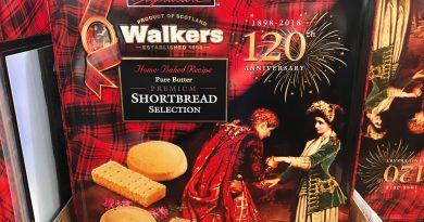Kirkland Signature Walkers Shortbread Selection Tin