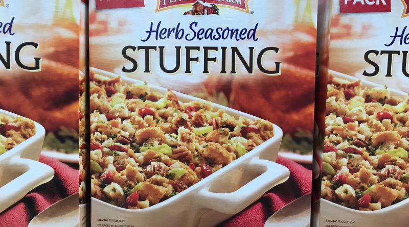 Pepperidge Farm Herb Seasoned Stuffing Harvey Costco