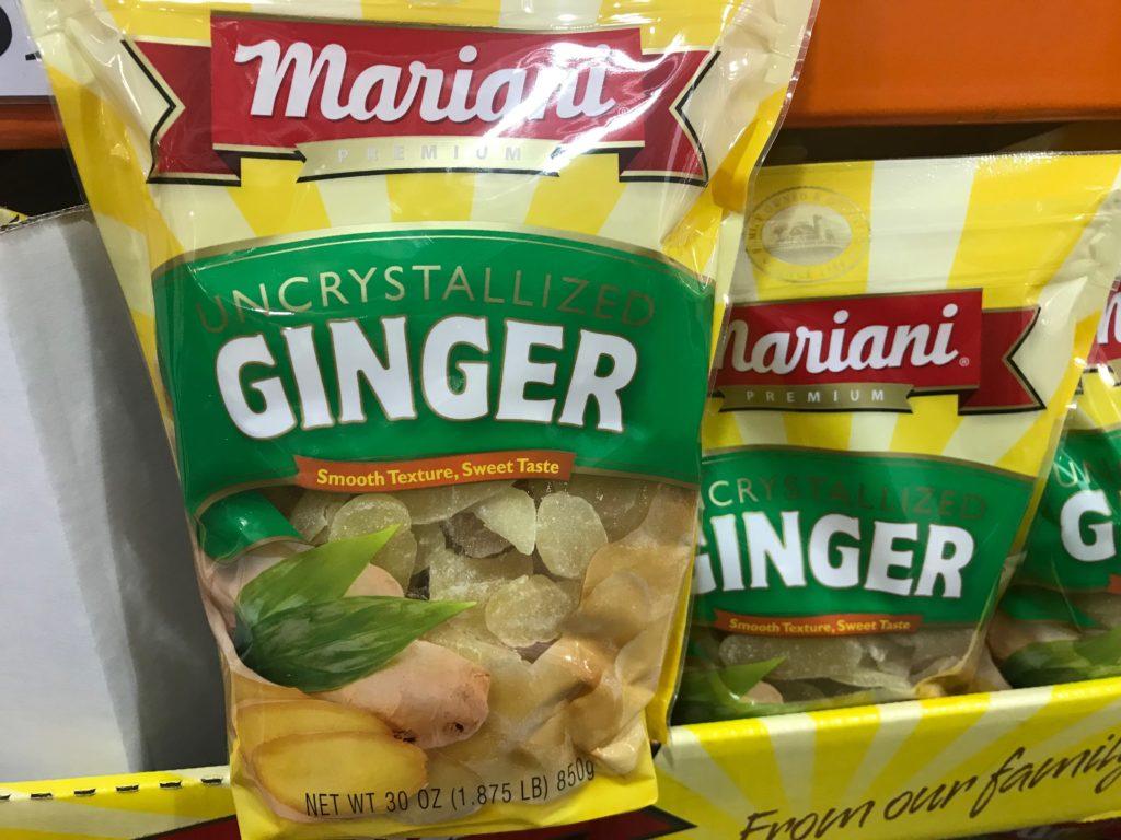 Mariani Uncrystallized Ginger