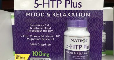 Natrol 5-HTP Plus Mood and Relaxation Supplement