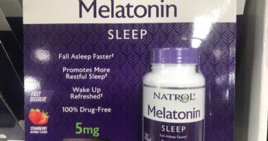 Natrol Melatonin for Sleep