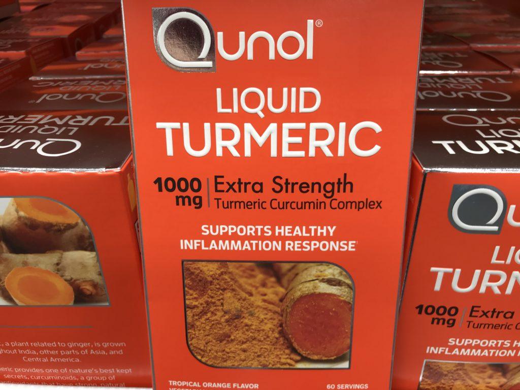 Qunol Liquid Turmeric Curcumin