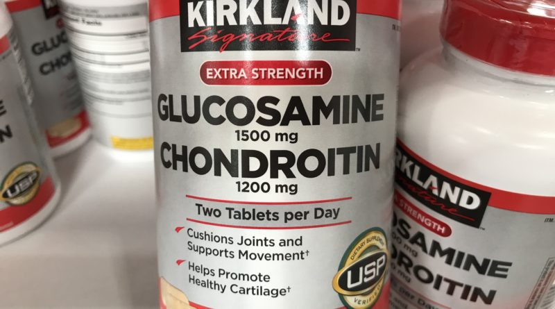 Kirkland Signature Glucosamine and Chondroitin Joint Supplement