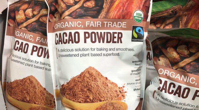 Delicious Volupta Organic Cacao Powder | Harvey @ Costco