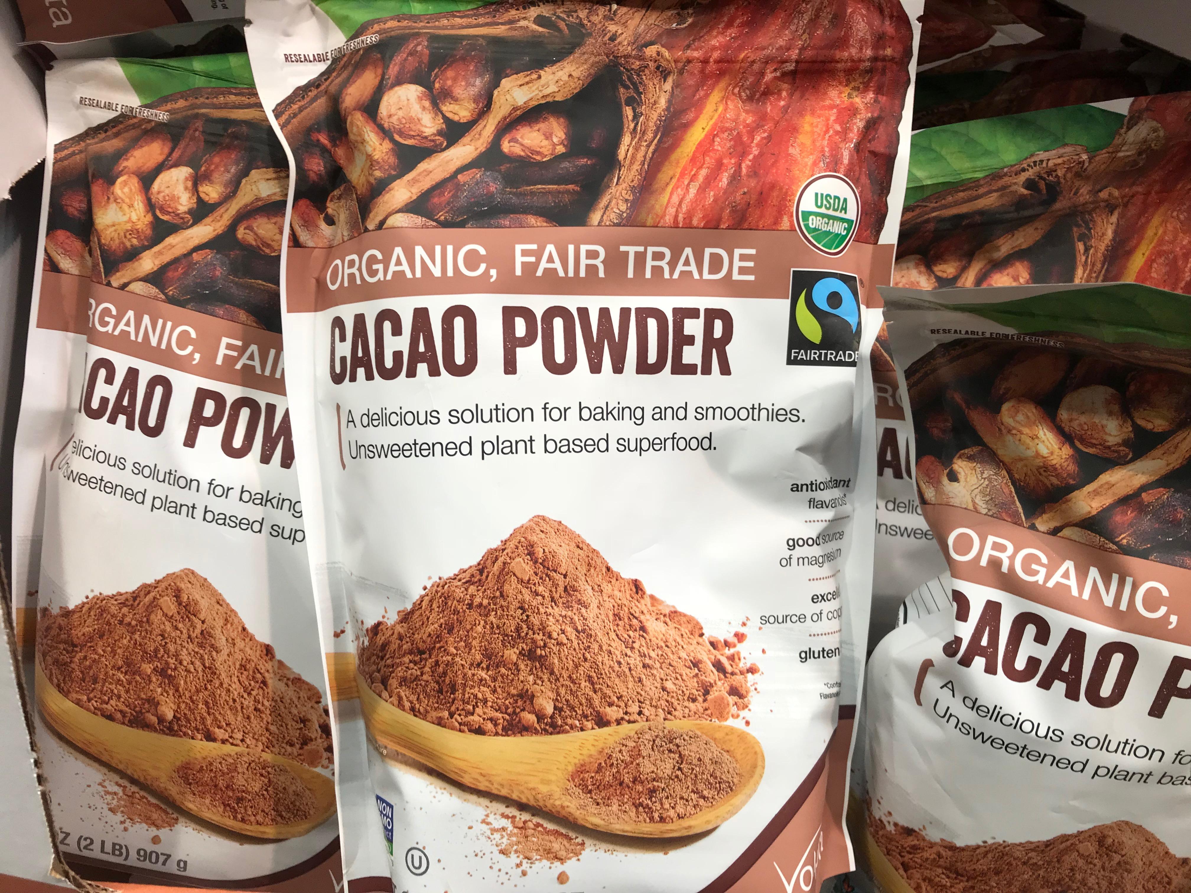 Volupta Organic Cacao Powder Harvey Costco