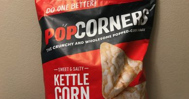 Crunchy Popcorners Kettle Corn Snack