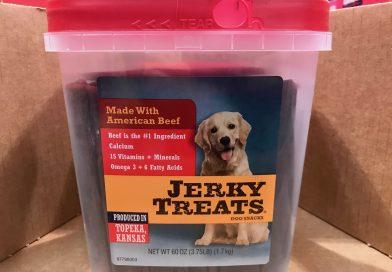 Big Heart Beef Jerky Dog Treats