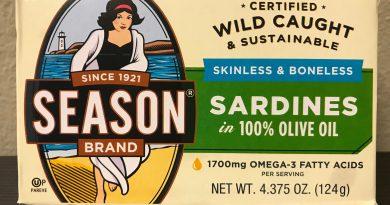 Season Wild Caught Sardines in Olive Oil